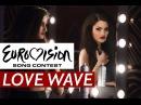 Eurovision 2016 Armenia Iveta Mukuchyan Love Wave Евровидение Acoustic Cover