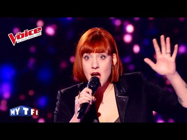 Imagine Dragons – Radioactive | Jessanna Nemitz | The Voice France 2016 | Epreuve ultime