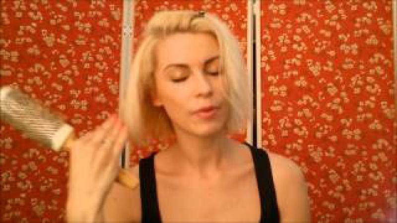 Укладка волос самостоятельно