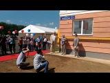 Открытие бульвара Победы на Северной мызе, Тула