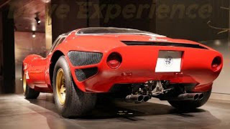 Museo Storico Alfa Romeo - Davide Cironi e Giorgio Langella (SUBS)