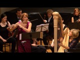 Mozart - Concerto for Flute, Harp, and Orchestra in C major, K 299