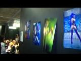 Выставка ню-арта Александра Вандыча