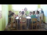 Как проходит подготовка к школе (урок ПШ 5-6 лет 08.09.2016 ч.1)