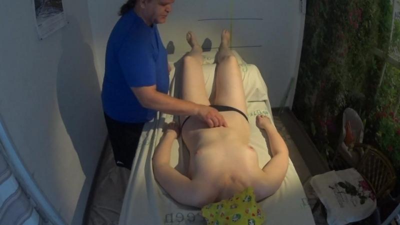 Работа с висцеральной зоной и коррекция формы ног. Работа с СИГМОВИДНОЙ кишкой
