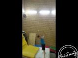 школа акробатики AirJump.Приходи и тренируйся.