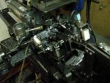Станок автоматической нарезки резьбы