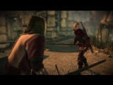 All Finishing Moves  Kills - Witcher 1 _ Witcher 2 _ Witcher 3 - HD 1080p