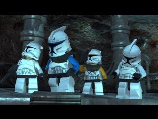 LEGO Star Wars III: The Clone Wars. #18. Rookies
