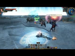 Ultimate Fury Skill: Valkyria