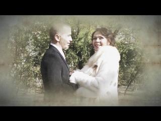 Свадебный футаж
