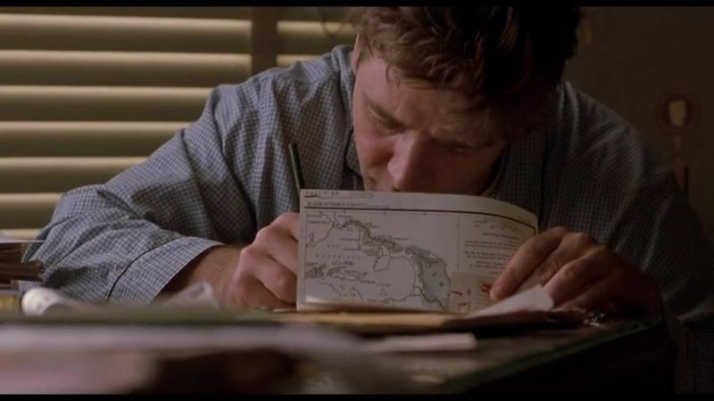 Una mente maravillosa Ron Howard 2001 7 10 4 Oscar