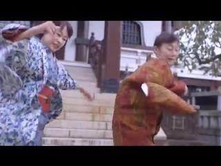 Японские бабушки из коллектива «Побеги бамбука» станцевали хип-хоп под песню Бруно Марса!