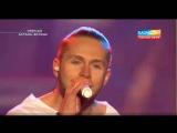 Влад Соколовский на Open- Air МУЗ-ТВ в Астане (01.06.16)