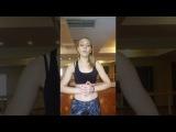 Фитнес с Еленой Никитаевой. Бег - лучшее жиросжигание.