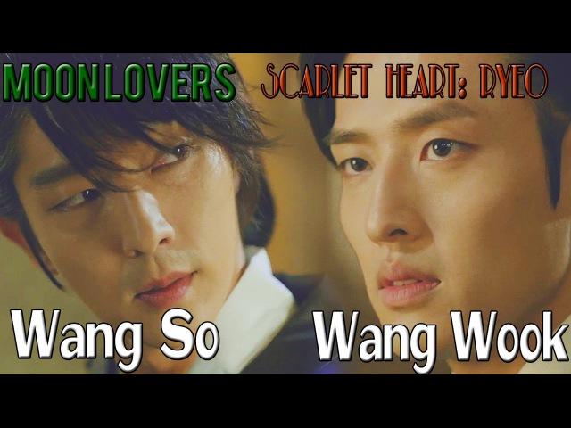 [HD]Lee Joongi 이준기❤달의 연인 ❤ 보보경심 려❤Moon Lovers ❤ Scarlet Heart: Ryeo ❤Wang So Wang Wook ❤ IU 아이유