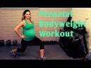 BodyFit By Amy - Prenatal Bodyweight Workout   Тренировка для беременных без инвентаря