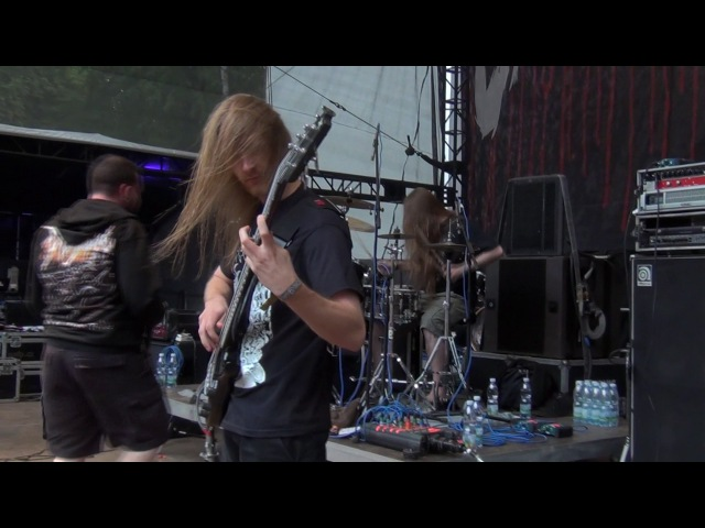 DEFEATED SANITY Live At OBSCENE EXTREME 2016 HD