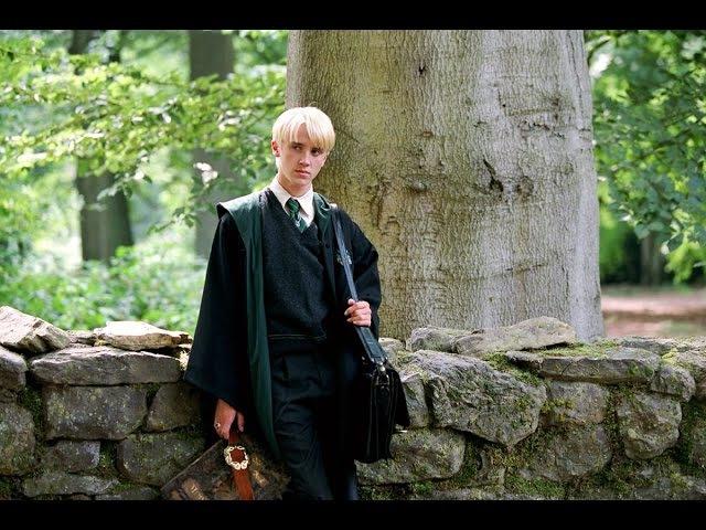Гарри Поттер и узник Азкабана моменты с Драко Малфоем