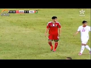 Hachim Mastour vs Palestine U23 |16/17| (Moroccan Commentary) by JM