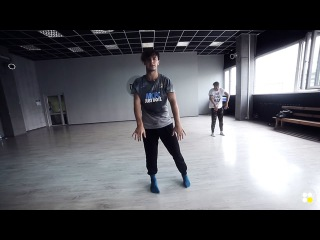 Hayden Calnin - For My Help. Contemporary choreography by Dima Maslennikov in  D.side dance studio