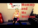 18 Minute Mommy and Me Full Workout Workout to do with baby of any age