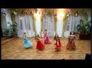 Восточные танцы, Донецк - Ферюза - детский беллиданс 30.12.12