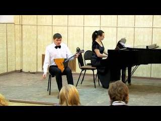 Евгений Кулабухов (Ростов-на-Дону) Дон Гран-при 2012 II тур