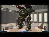 War Robots - Natasha new  2.5 version