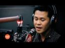 Marcelito Pomoy sings The Prayer (Celine Dion/Andrea Bocelli) LIVE on Wish 107.5 Bus
