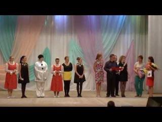 20 лет народному хореографическому коллективу «Парадиз» - часть 4