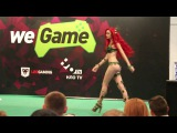WeGame 2016 | Плющ | Batman | Poison Ivy | Pamela Lillian Isley