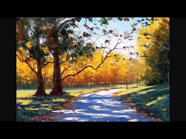 Осенние пейзажи - Graham Gerchen