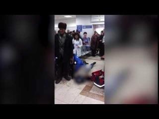 В ЦОНе Алатауского района Алматы скончался мужчина - очевидцы