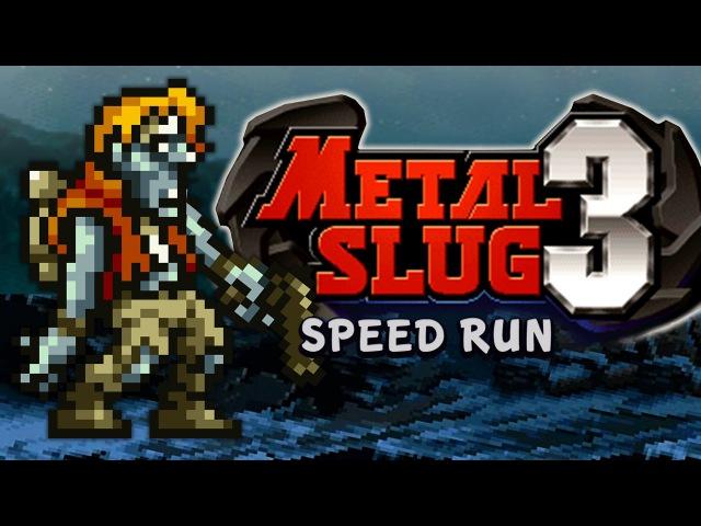 METAL SLUG 3 - ALL SECRETS Speed RuN