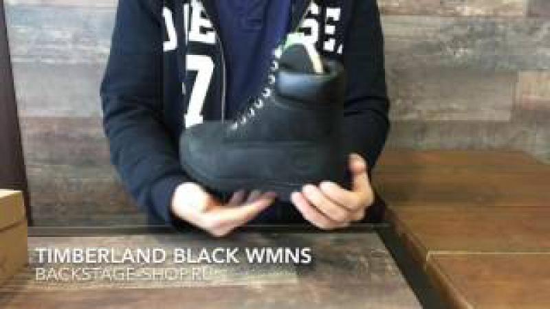 TIMBERLAND black wmns