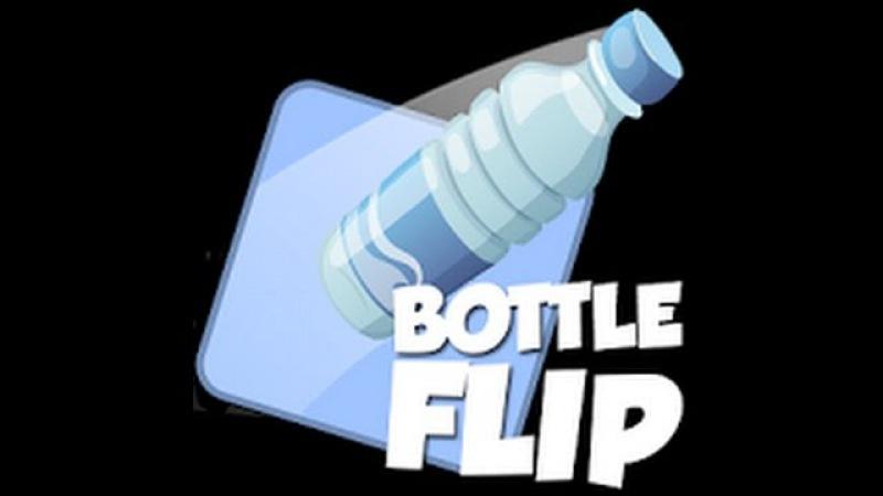 Обзор Bottle Flip - игра по мотивам Bottle Flip Challange [Android gameplay by Kresh]