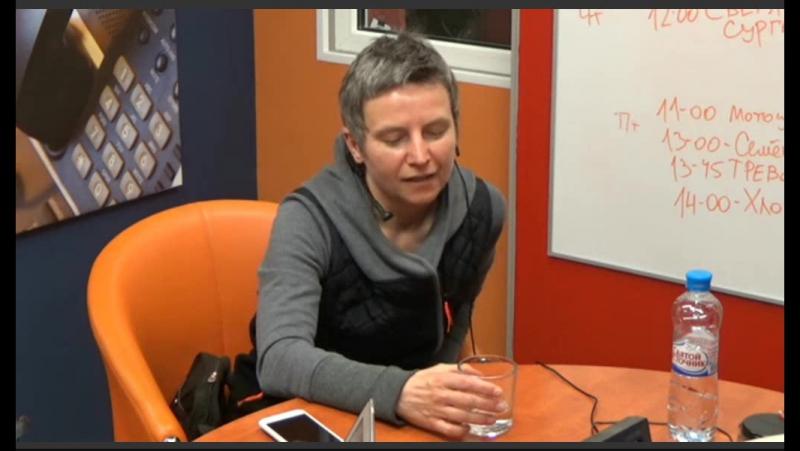 Светлана Сурганова в эфире радио Фонтанка.Офис 12.05.2016г. часть1