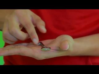 Ключ переворачивается, секрет