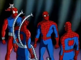 Человек-паук 1994 года (Сезон 5, Серия 13) Паучьи войны 2: Прощай, Человек-Паук!