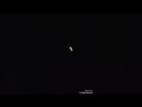 Сферический НЛО пролетел над Италией