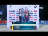 Церемония награждения Татьяна Акимова, Анаис Шевалье, Сьюзан Данкли