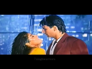 Клип из индийского фильма-Пешка-Tip Tip Barsa Paani