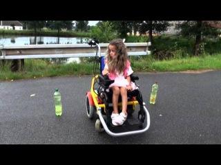 Детская электроколяска Ottobock Скиппи (Skippy)