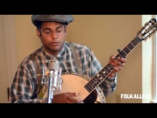 Folk Alley Sessions: Dom Flemons -