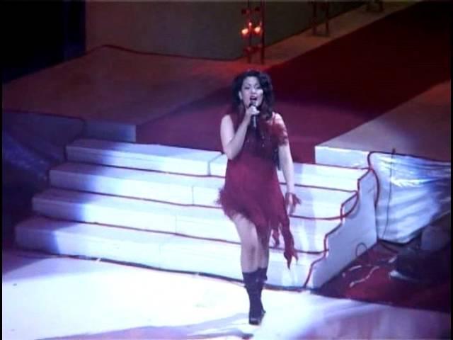 KIIN Анюта Григорьева - Ытатыма ыллатыма (Live concert 2008)