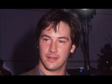 Keanu Reeves speak at the A Walk In The Clouds