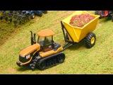 Трактор Сбор Урожая Мультики про МАШИНКИ Развивающие мультфильмы для детей