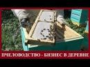 ПЧЕЛОВОДСТВО - ПРИБЫЛЬНЫЙ БИЗНЕС В ДЕРЕВНЕ И НА СЕЛЕ. Производство сотового мёда