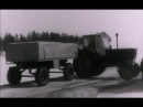Эксплуатация тракторов в зимних условиях 1972